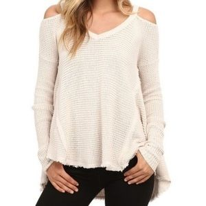 Moonshine Free People Knit Sweater